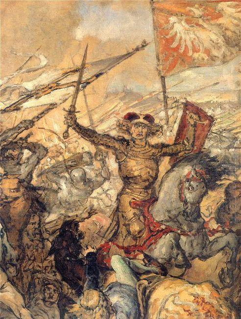 Battle Of Grunwald Detail 6