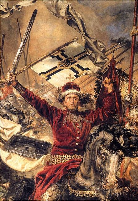 Battle Of Grunwald Detail 7