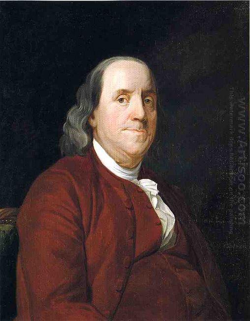 Benjamin Franklin 1782