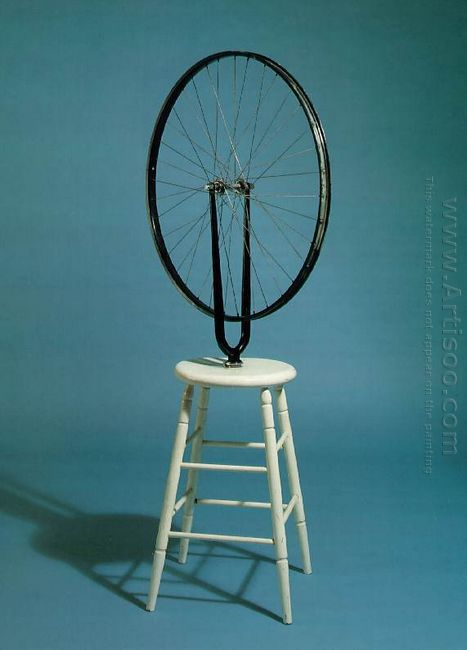 Bicycle Wheel 1913