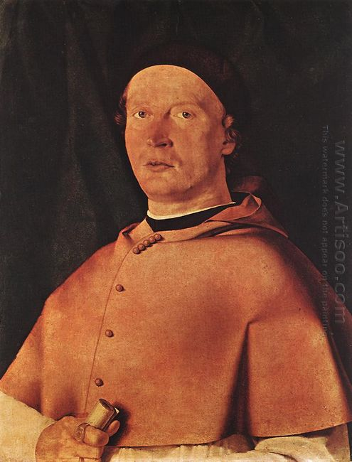 Bishop Bernardo De Rossi 1505