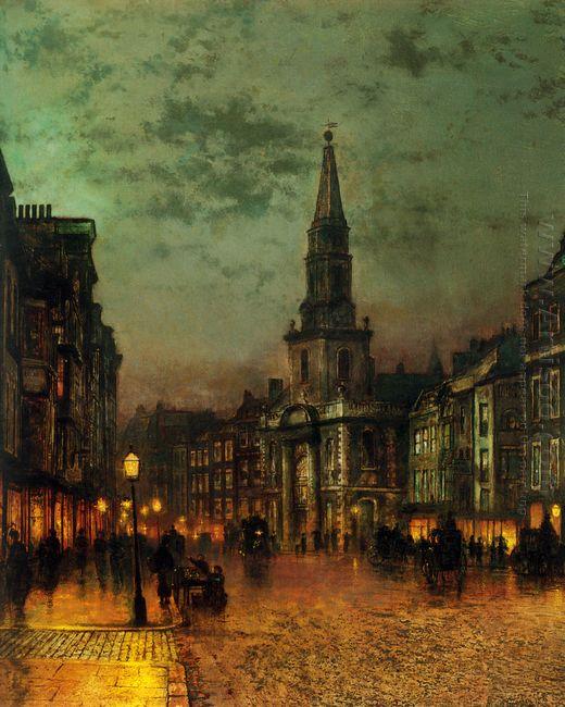 Blackman Street London 1885