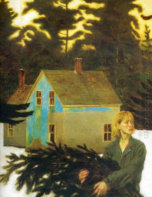 Black Spruce 1994