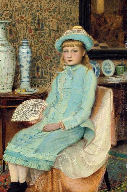 Blue Belle 1877