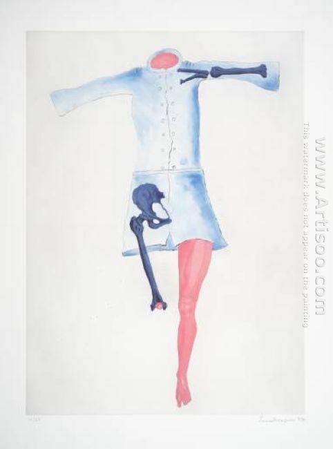 Blue Dress 1998