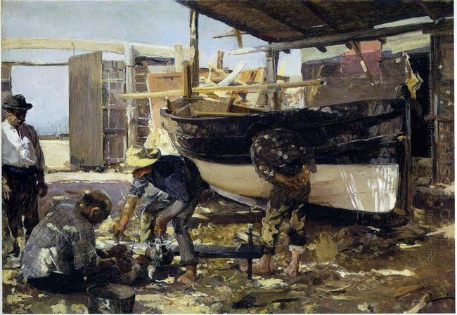Boat Builders 1894