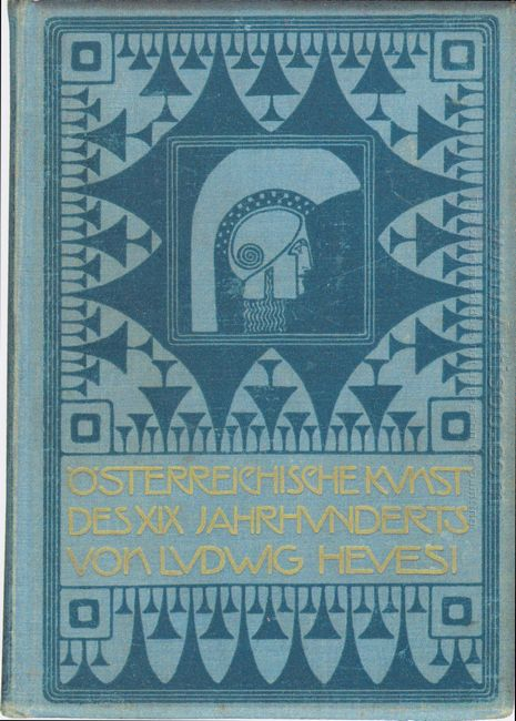 Book Cover Of Austrian Art Of The Xix Century 1903