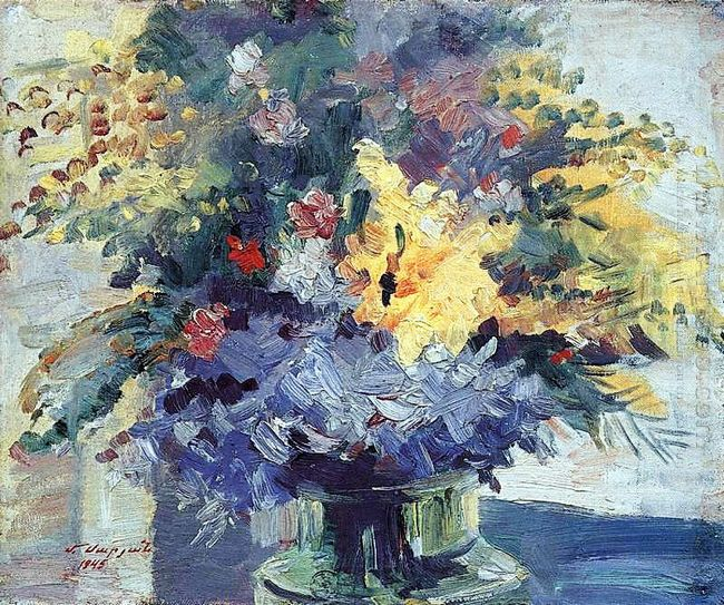 Bouquet Of Flowers 1945