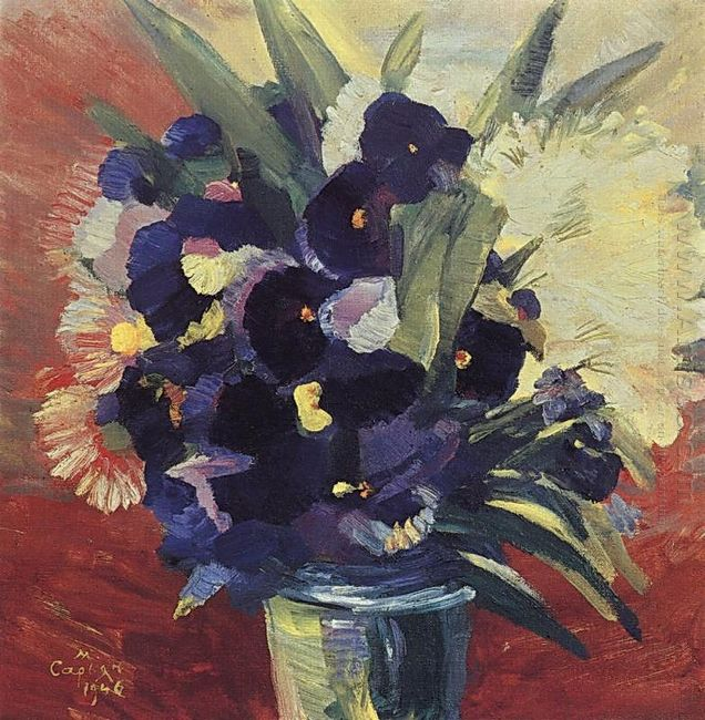 Bouquet Of Flowers 1946
