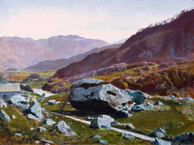Bowder Stone Borrowdale