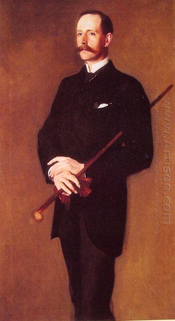 Brigadier Archibald Campbell Douglas 1886