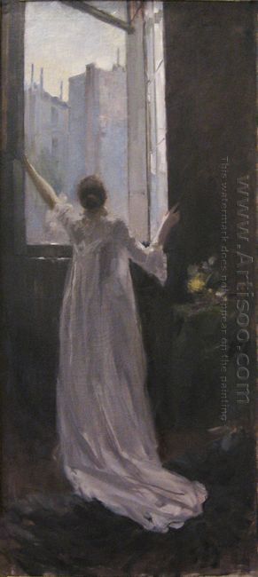 By The Window 1893
