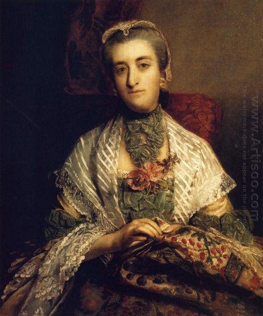 Caroline Lady Holland 1758