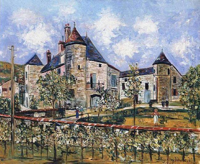 Castle In Charente