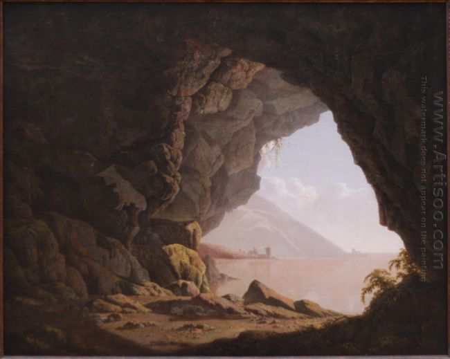 Cavern Near Naples 1774