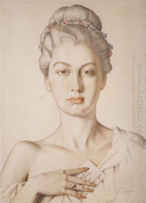 Cecile De Volanzh