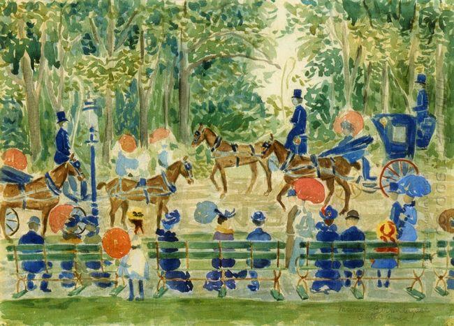 Central Park 1901