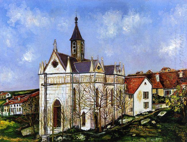 Chapelle De Buis