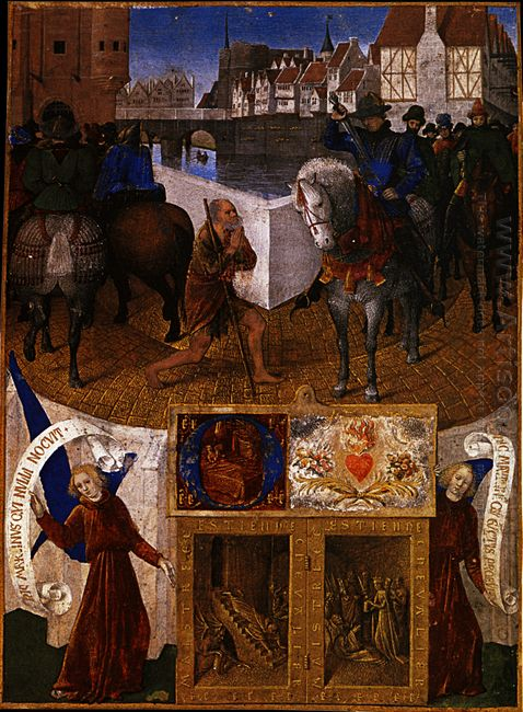 Charity Of St Martin 1460