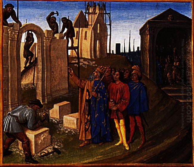 Charlemagne Builder 1460