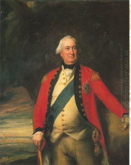 Charles Cornwallis First Marquis Of Cornwallis