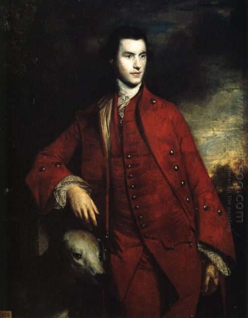 Charles Lennox 3Rd Duke Of Richmond And Lennox 1758