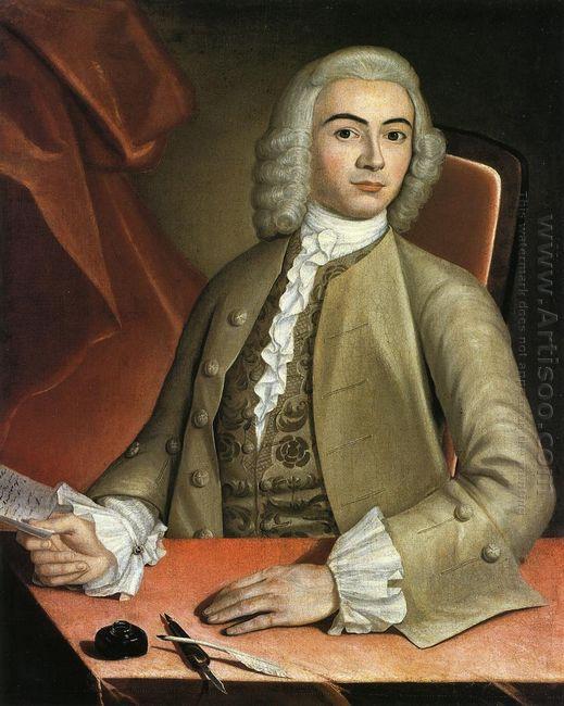 Charles Pelham 1754