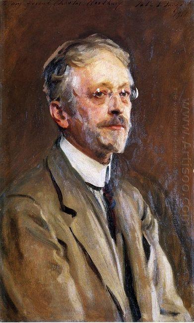 Charles Woodbury 1921