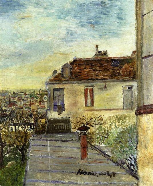 Chaudoin House