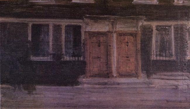 Chelsea Houses 1887