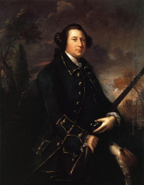 Clotworthy Skeffington Later 1St Earl Of Massereene 1746