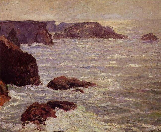 Coast Goulphar 1905