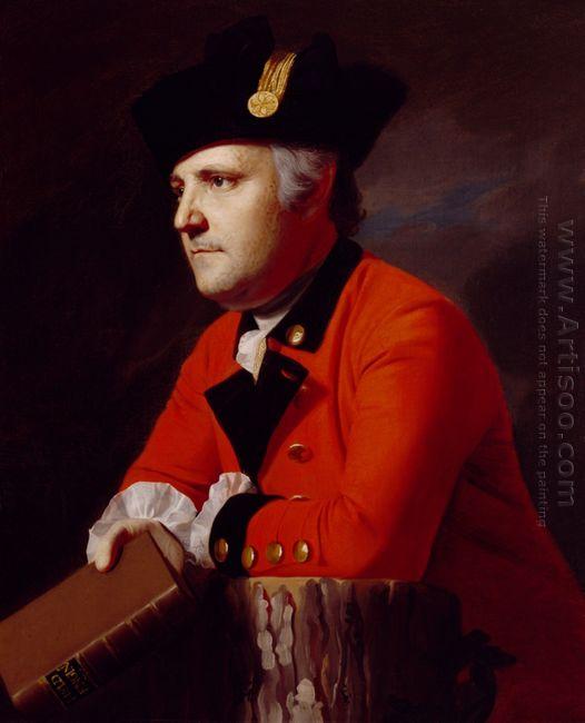 Colonel John Montresor 1771