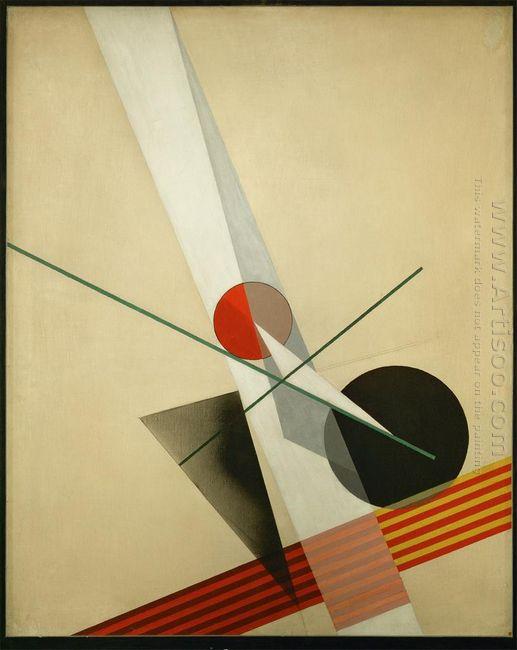 Composition A Xxi 1925