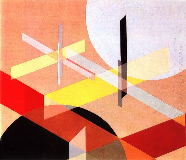 Composition Z Viii 1924