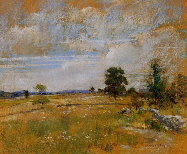 Connecticut Landscape 1891