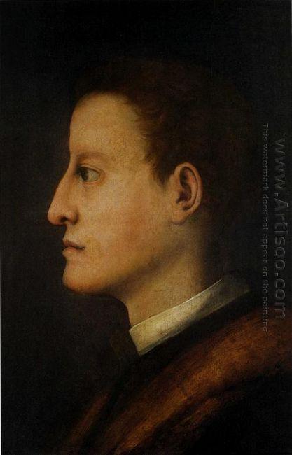 Cosimo I De Medici 1537
