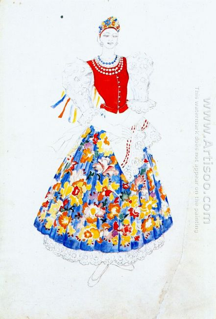 Costume Design For Bride