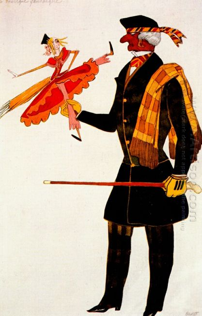 Costume For The Englishman From La Boutique Fantastique 1917
