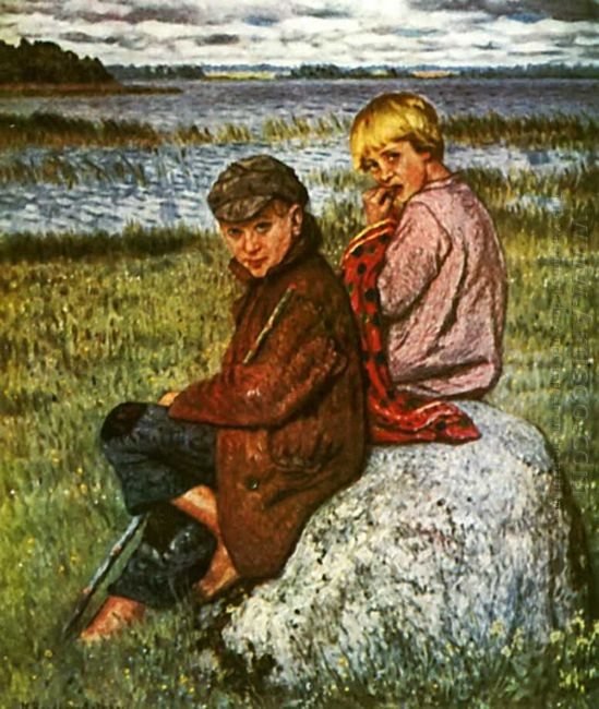 Country Children 1