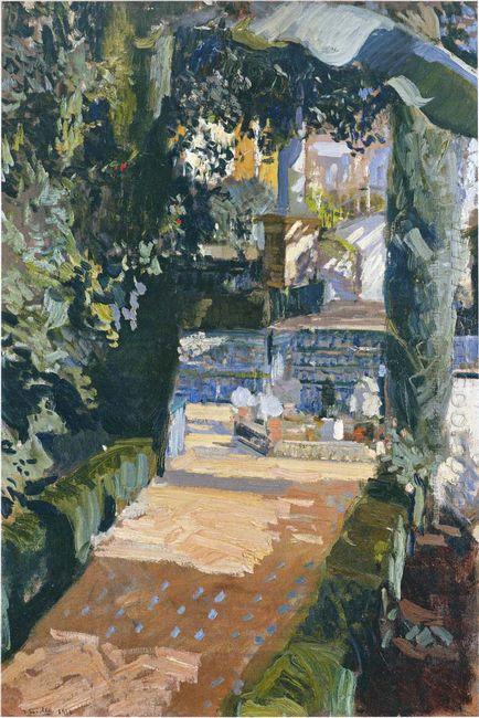 Courtyard 1910