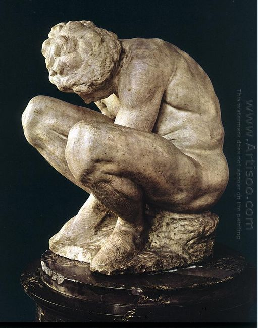 Crouching Boy 1533