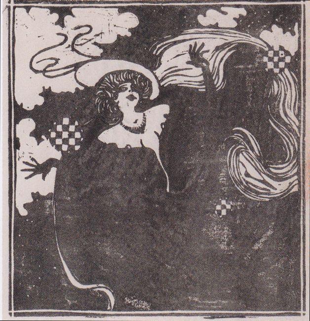 Dancer 1903