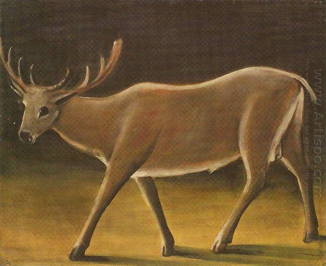 Deer 1909