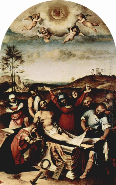 Deposition Of Christ 1512