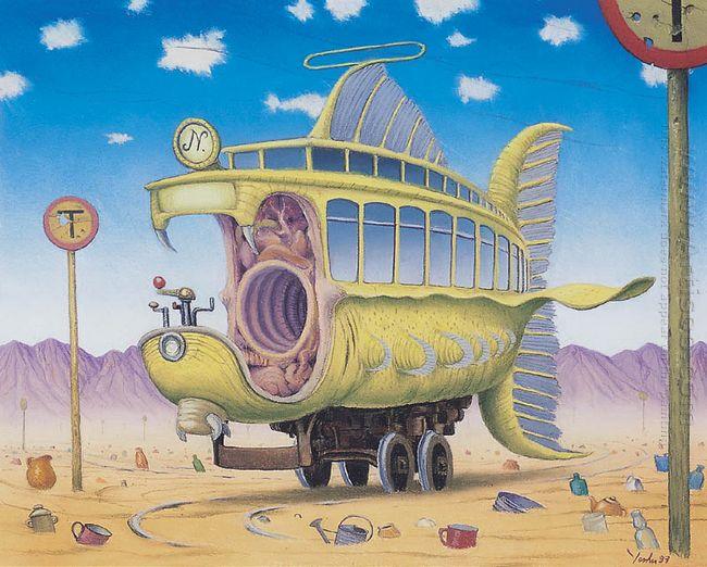 Desert Tram