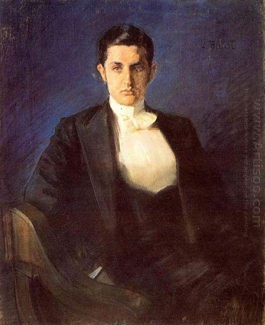 Dmitry Filosof Portrait 1897