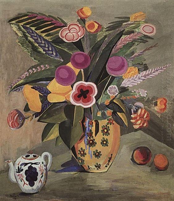 Eastern Flowers 1916