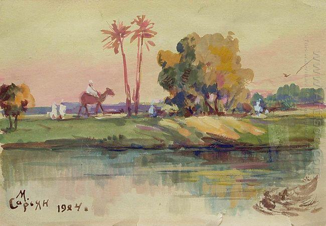 Eastern Landscape 1924