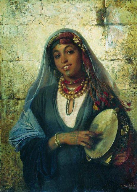 Eastern Woman Gipsy